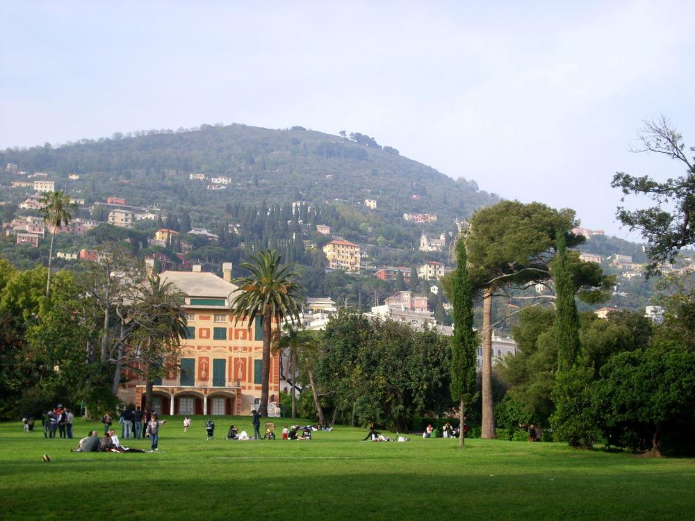 Villa Grimaldi Quanto Costa