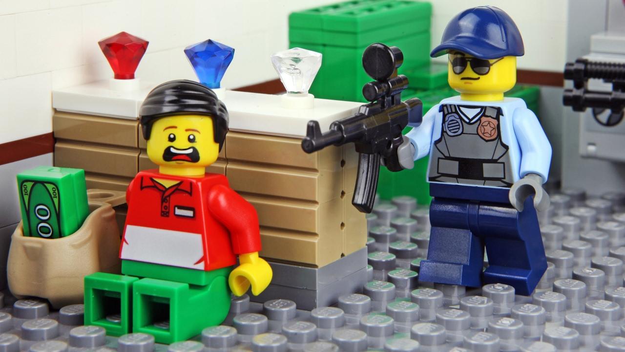 Giochi di ladri e polizia