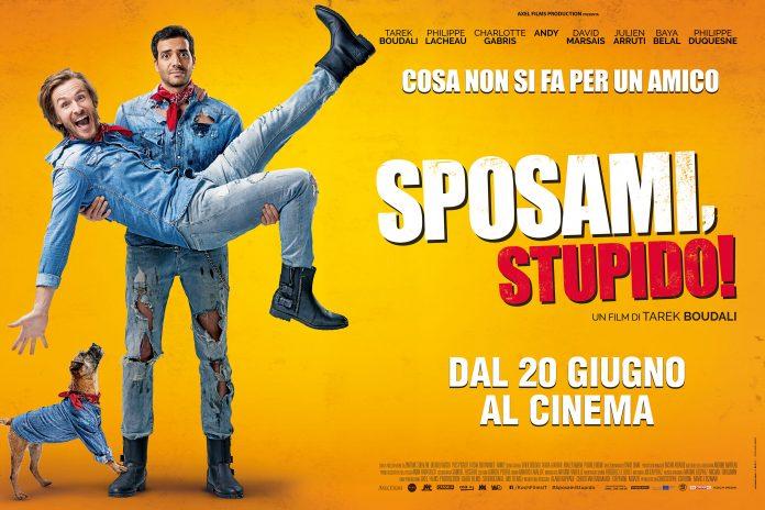 Radio babboleo ti porta al cinema sposami stupido - Tre ti porta al cinema ...